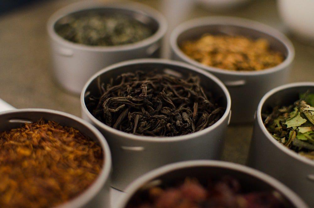 Herbata degustacja szkolenia Warszawa