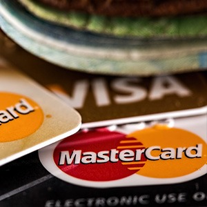 platnosc karta kredytowa visa mastercard
