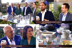 Pytanie na Śniadanie TVP herbata angielska