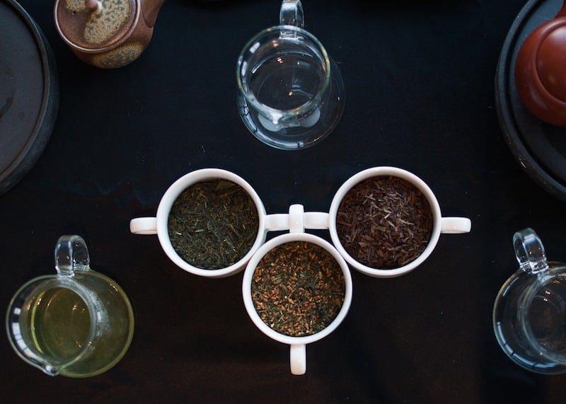 Herbata japońska, warsztaty i degustacja w hotelu