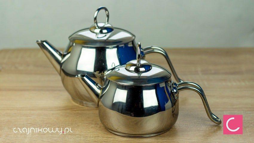 Zestaw do parzenia tureckiej herbaty Demli