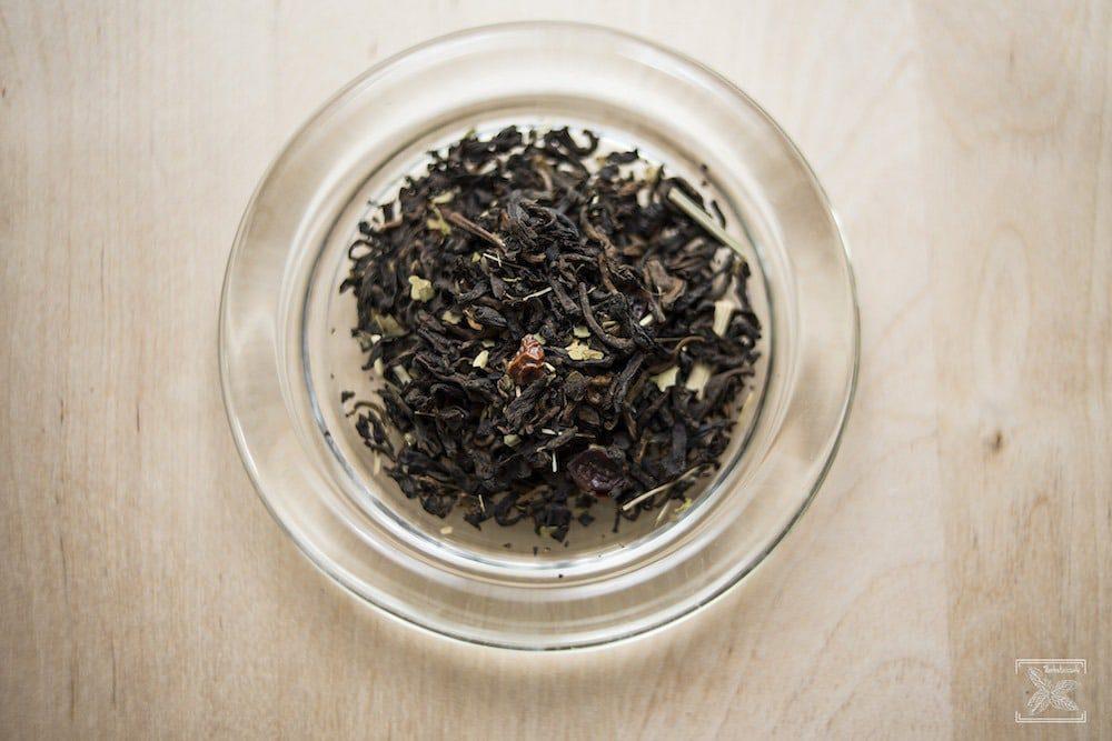 Czerwona herbata Pu-erh Fitness