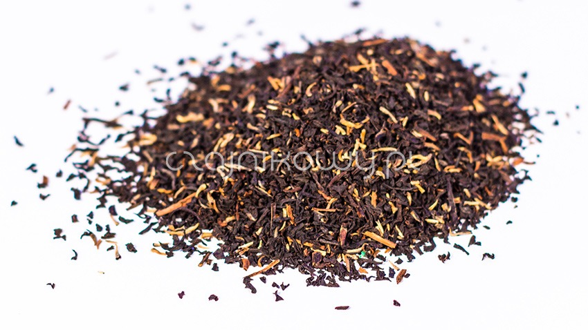Angielska tradycja picia herbaty. Five o'clock tradycyjna angielska herbata