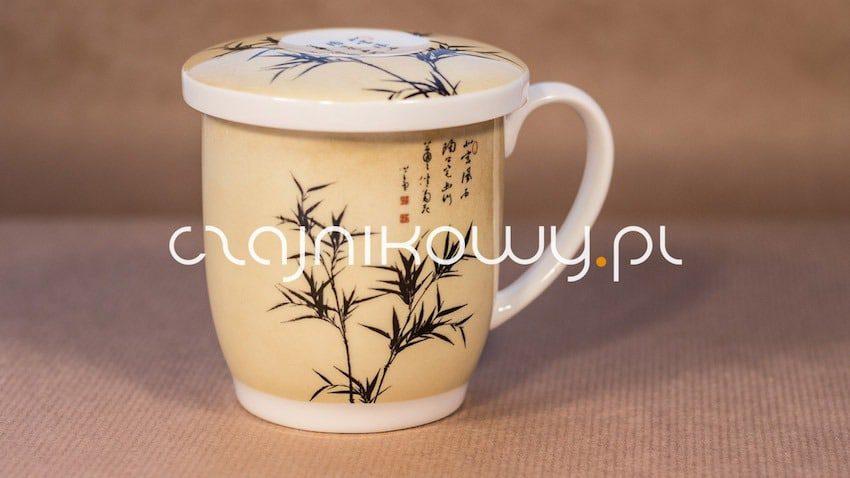 Kubek do herbaty Bambus 0,35l