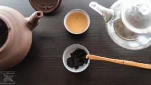 Czerwona herbata pu-erh mini toucha