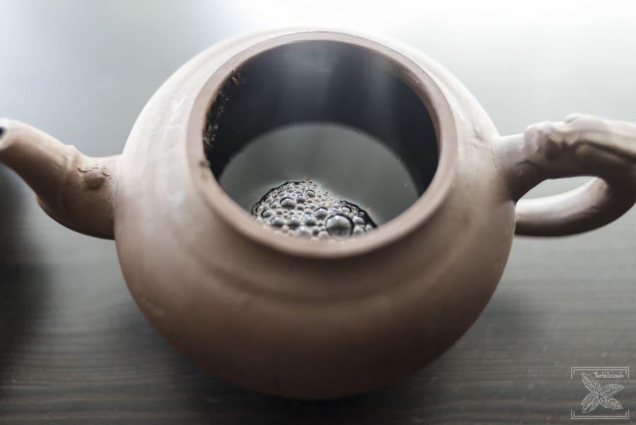 Czerwona herbata pu-erh mini toucha: parzenie czerwonej herbaty