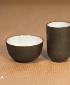 Yixing Czarka i niuchar do herbaty
