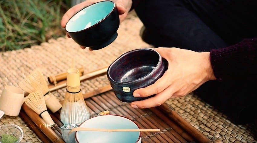 Naczynia do herbaty Matcha - matchawan