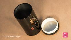Puszka na herbatę Japan Black 80g