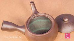 Japoński czajnik do herbaty Kyusu