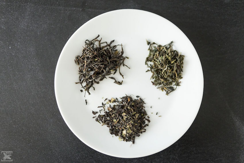 Trzy herbaty z Darjeeling