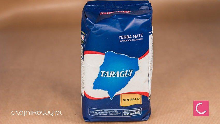 Yerba mate Taragui Sin Palo (bez gałązek)
