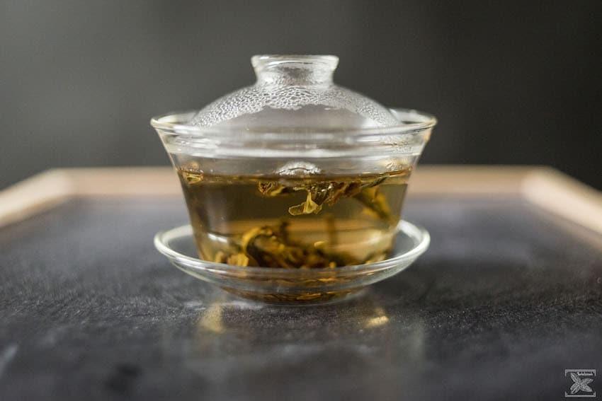 Herbata Darjeeling Koakundah, parzenie