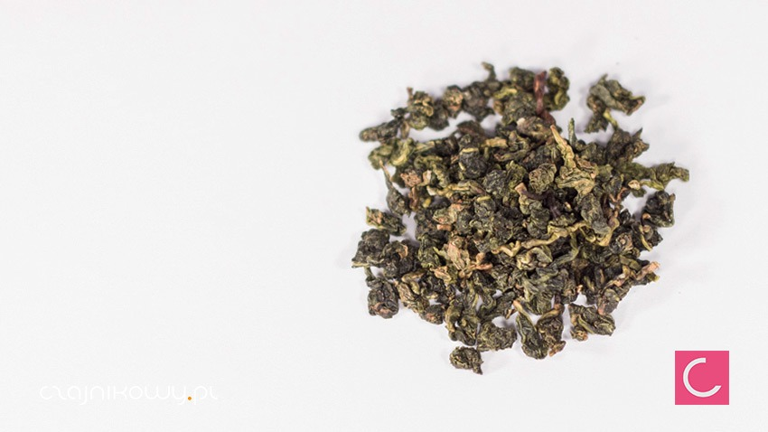 Herbata oolong Si Ji Chun Spring Oolong