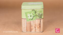 Puszka na herbatę zielona Zen