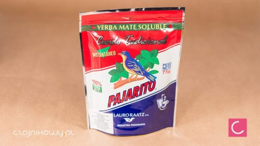 Yerba mate Instant Pajarito 75g
