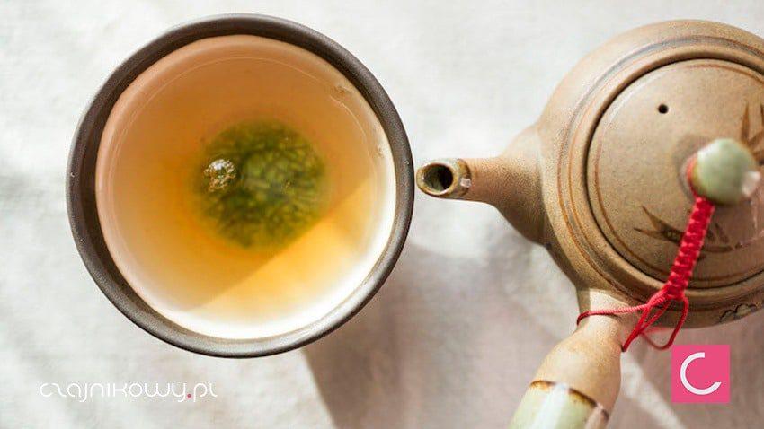 Czarna herbata Gunpowder Black. Słodka czarna herbata