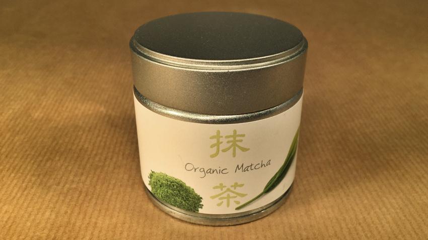 Herbata zielona Matcha Aichi japońska organiczna 30g
