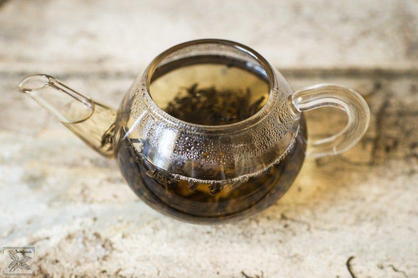 Herbata czarna Sweet Black organiczna, parzenie herbaty