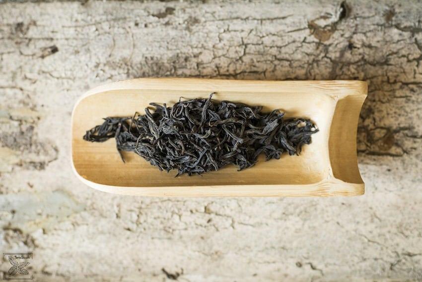 Herbata czarna Sweet Black organiczna, liście suche