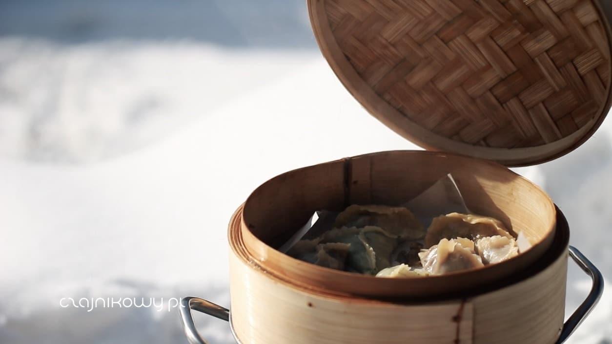 Pierożki chińskie do herbaty. Yum Cha, czyli Dim Sum i herbata