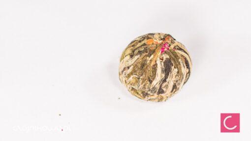 Herbata artystyczna Bai He Xian Zi
