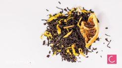 Herbata czarna Earl Grey pomarańczowa Orange