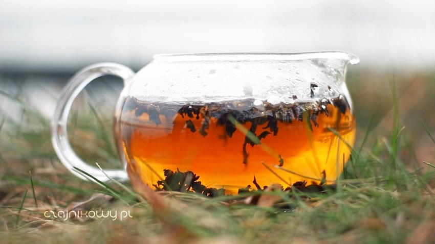 Herbata na Walentynki: herbata czarna Ceylon Lovers Leap parzenie, historia