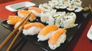 Herbata do sushi baru. Skąd wynikają błędy? Analiza problemu