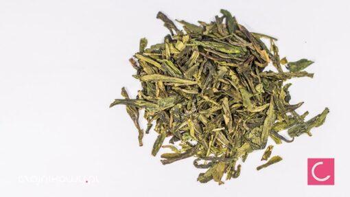 Herbata zielona Lung Ching Long Jing organiczna organic