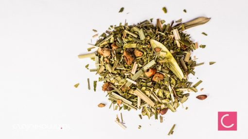 Herbata ziołowa Olive Tea organiczna