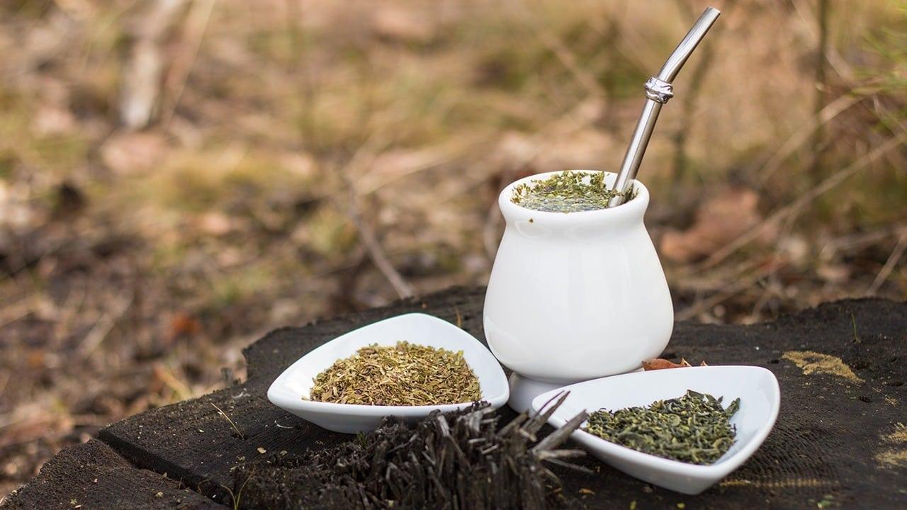Yerba mate i zielona herbata. Przepis na yerba mate z zieloną herbatą
