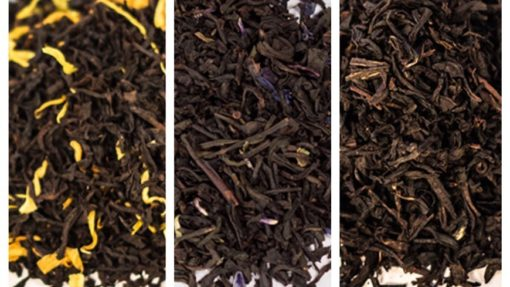 Zestaw Herbata Earl Grey Blue, Orange, Imperial, Classic