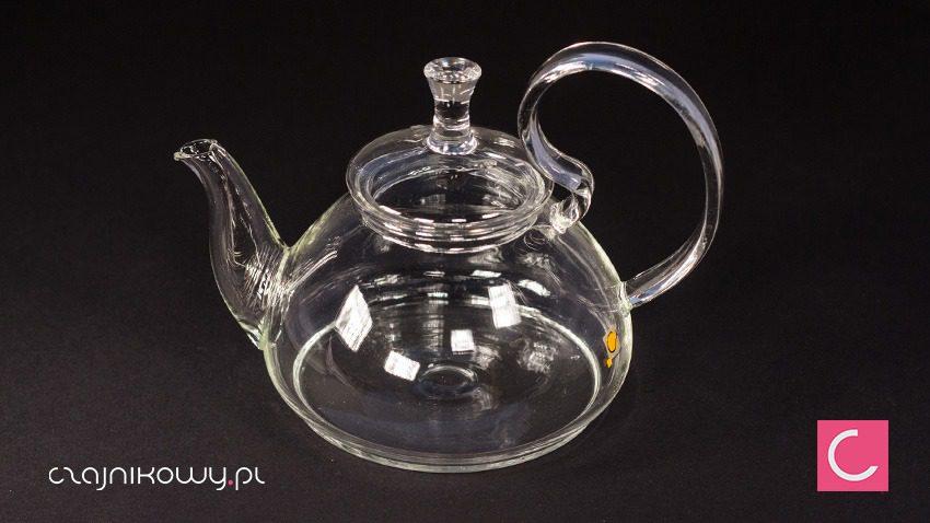 Bardzo dobry Czajnik szklany do herbaty ze spiralnym sitkiem 700ml – Czajnikowy FX88