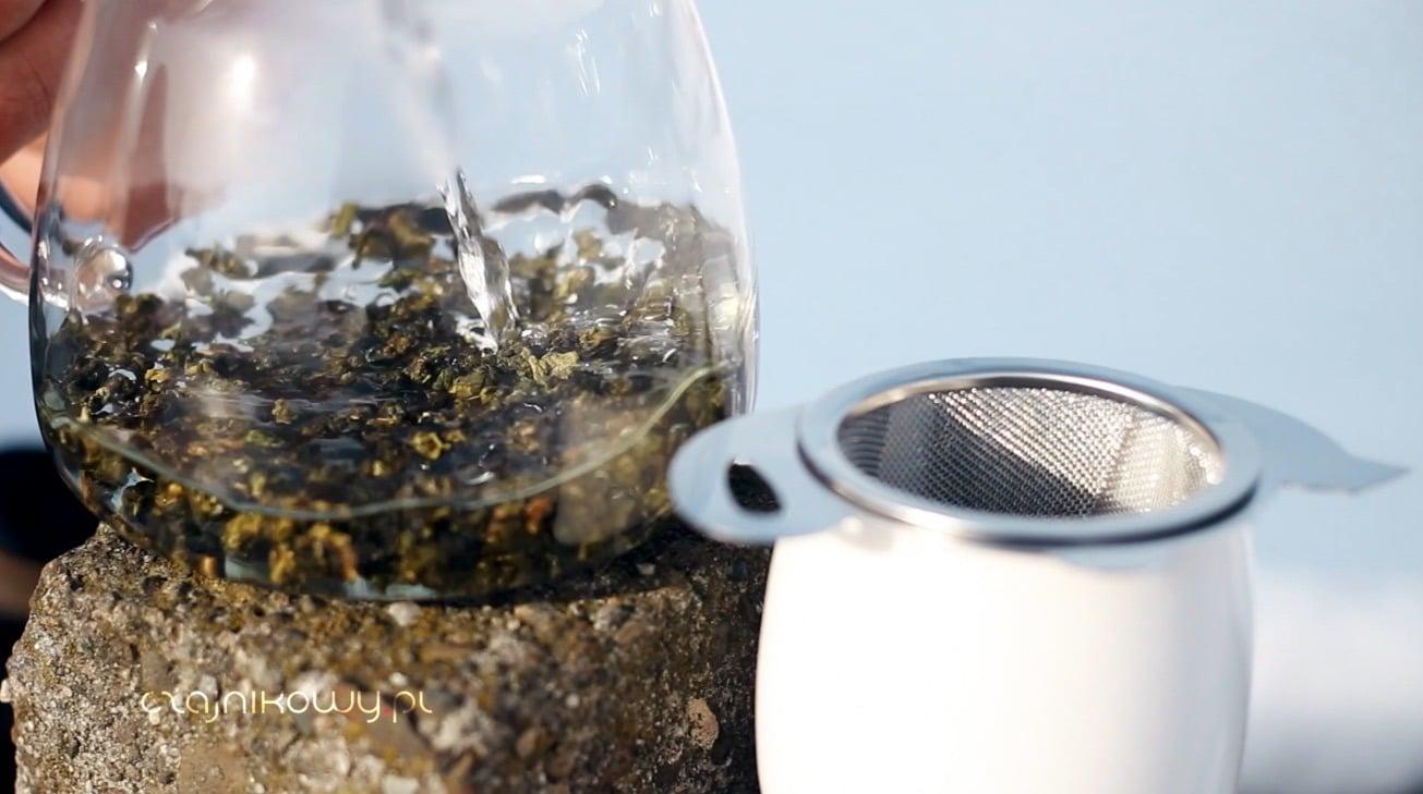 Herbata indonezyjska. Herbata z Indonezji Sumatra Oolong parzenie