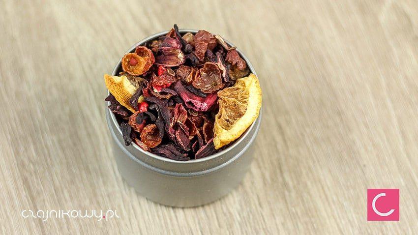 Herbata owocowa Red Hot Orange