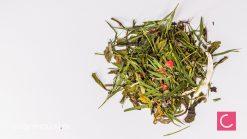 Herbata biała żurawinowa z granatem