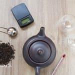 Jak parzyć czarną herbatę Ceylon, parzenie czarnej herbaty Ceylon Uva Shawlands