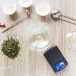 Jak parzyć zieloną japońską herbatę Sencha Satsuma, parzenie zielonej herbaty