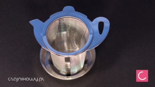 Sitko do herbaty czajnikowe bardzo gęste 53 mm