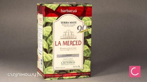 Yerba mate La Merced Barbacua 500g