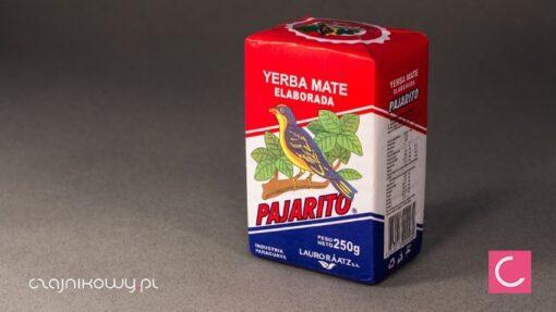 Yerba mate Pajarito Elaborada 250g