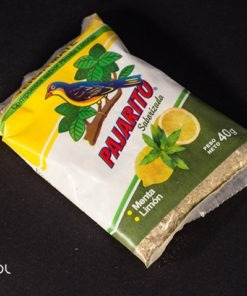 Yerba mate Pajarito Lemon Mint 40g