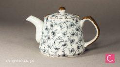 Czajnik do herbaty Furawa 0,5l + 2 czarki