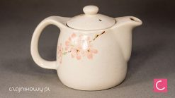 Zestaw do herbaty Misaki: czajnik 0,5l i 2 czarki do herbaty