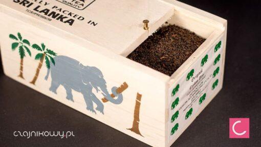 Herbata czarna Ceylon BOP Elephant 250g