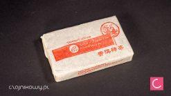 Herbata czerwona Pu-Erh Wu Liang Shan Zhuan Cha 100g