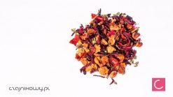 Herbata owocowa Malinowa graniczna organic