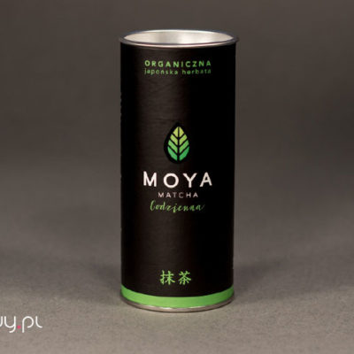 Herbata zielona Matcha codzienna organiczna Moya 30g