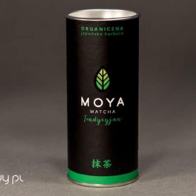 Herbata zielona Matcha tradycyjna organiczna Moya 30g